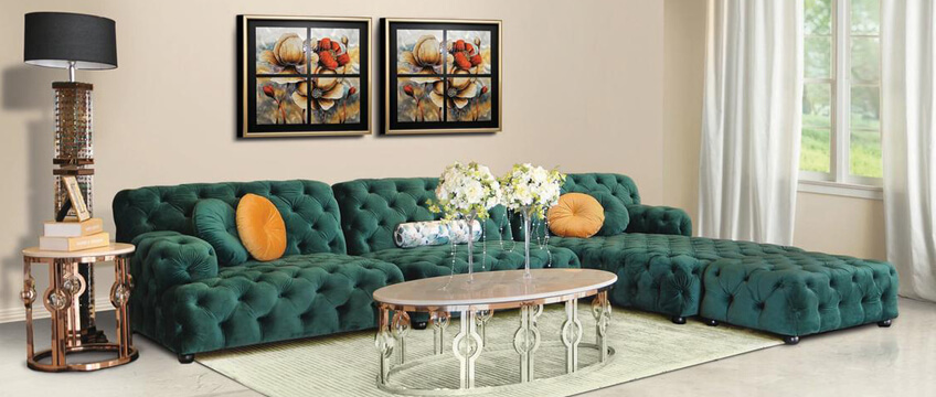 В чем плюсы покупки мебели в интернет-магазине?