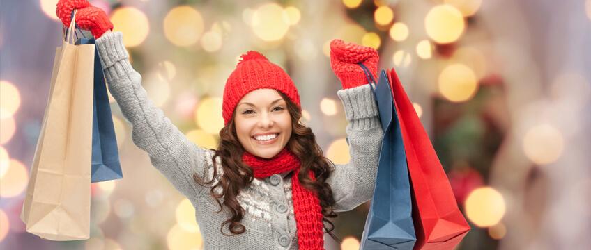 Как сэкономить время и деньги на магазинах перед новым годом
